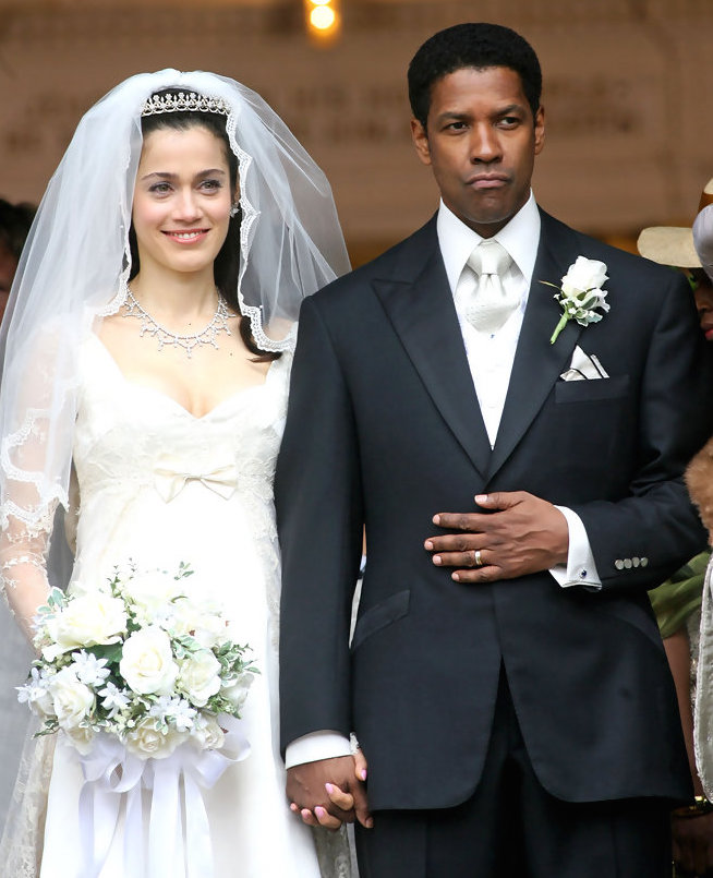 American Gangster Frank Lucas Wedding Suit Bamf Style