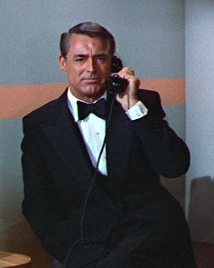 Cary Grant S Link Button Dinner Jacket In An Affair To Remember Bamf Style